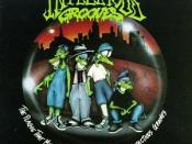 The Plague That Makes Your Booty Move...It's the Infectious Grooves