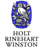 Logo of the Holt, Rinehart and Winston publishing company.