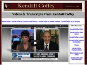 Kendall Coffey Interview
