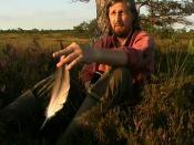 Arne Kiin, an Estonian nature photographer
