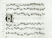 Abertura de Viderunt omnes, MS Pluteo 29, 1, Bibliotheca Mediceo-Laurenziana, Florença