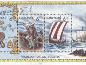 Viking Voyages in the North Atlantic