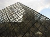 I.M.Pei Louvre addition