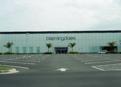 English: The Bloomingdale's department store at South Coast Plaza in Costa Mesa.