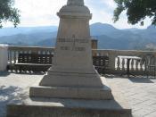 Statua a Tommaso Campanella (Stignano)
