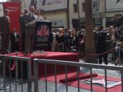 Vince McMahon gets a star on the Hollywood Walk of Fame