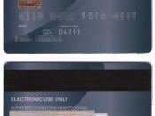 English: Visa Electron debit card Svenska: Visa Electron betalkort