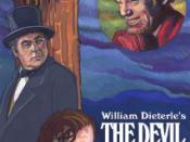 essay on the devil and daniel webster