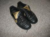 shoes of the company Nike (Schuhe der Marke Nike)