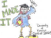 Hannah Graduates