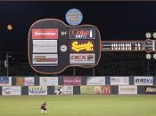 Final Score -- Albuquerque v. Nashville Greer Stadium Nashville (TN) Sunday Night July 17, 2011