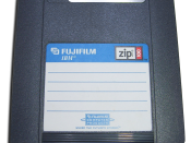 100MB Zip Disc for Iomega Zip, Fujifilm/IBM-branded