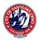 Official seal of City of Sandusky