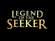 Deutsch: Logo der Serie Legend of the Seeker
