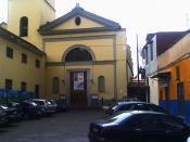 Italiano: Chiesa di San Giovanni Battista