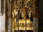Tomba de Pere el Gran, Monestir de Santes Creus