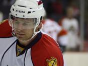 #2 Keith Ballard, Florida Panthers