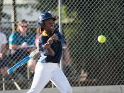 Softball Nelson College vs Taieri College 25/03/2014