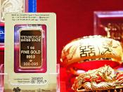 Gold Bar and Investment Jewelry