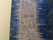Building Inscription of King Nebuchadnezar II at the Ishtar Gate. An abridged excerpt says:
