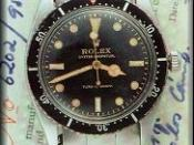 1950s Rolex Turn-o-graph - 6202