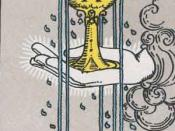 The Ace of Cups was named after the tarot card, shown here.