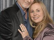 Fictional couple Luke Spencer and Laura Webber are credited with defining the term supercouple.