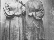 2 Young Women (Tintype)