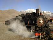 La Trochita Train