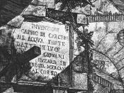 Giovanni Battista Piranesi - Carceri d'Invenzione - WGA17843
