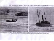 Newspaper article, Christchurch 1937