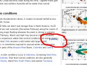 El Nino html Artefact