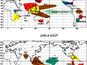 Impacts sur le climat mondial des épisodes de El Nino