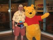 English: Winnie the Pooh character at Walt Disney World Disney-MGM Studios