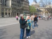 Paris, May 2006, with Carol & Doug