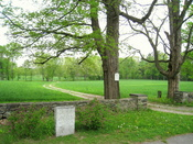 Site at which Mary Rowlandson was captured by Native Americans on February 10, 1675-1676.