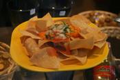 Español: Tortilla chips
