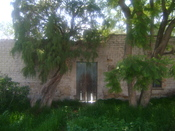 old house in Santiago Tequixquiac