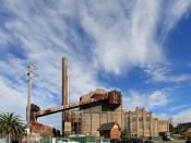 English: White Bay Power Station, New South Wales