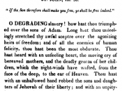 From: Paul Dean. A discourse delivered before the African Society, at their meeting-house, in Boston, Mass. on the abolition of the slave trade by the government of the United States of America, July 14, 1819. Boston: Nathaniel Coverly, 1819.
