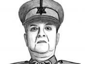 English: Sketch portrait of Gyanendra Bir Bikram Shah Dev, King of Nepal Français : Gyanendra Bir Bikram Shah Dev, roi du Népal Italiano: Gyanendra Bir Bikram Shah Dev, re del Nepal