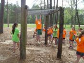 4-H Louisiana Fitness Camp