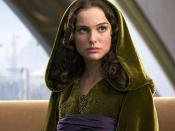 Natalie Portman as Padmé Amidala