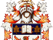 McMaster University Coat of Arms