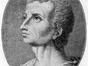Livy, the author of Ab Urbe Condita, a monumental history of Rome.