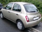 Nissan Micra, 3. Generation