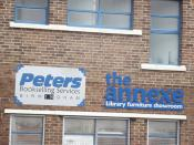 Kent Street / Gooch Street North - Southside - Peters Bookselling Services Birmingham - The annexe