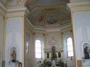 English: Roman Catholic church, Târgovişte, Romania