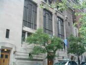 2 West 64th Street, New York, NY (Ethical Culture Meeting House)