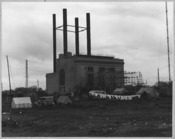 Sacramento, California. From the roof of the power plant, Pacific Gas and Electric Company, approxim . . . - NARA - 521750